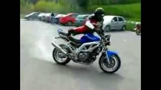 Funniest MotorCycle Crashes Ever (Idiots On Wheels)