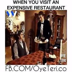 funny resturant