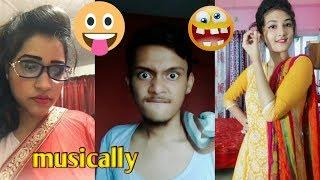 Bangla New Funny Video || Dipjol Funny Musically || Bangla New Funny Musically