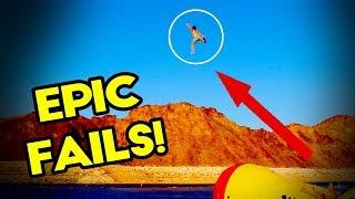"Epic Fails! - ""IT BROKE!!!"" AUGUST 2017 