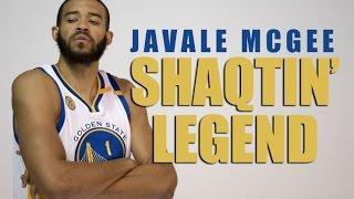 Javale McGee Funniest Shaqtin Moments - NBA Fun