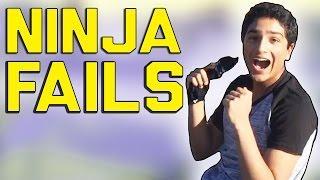 Ninja Fails: Sweep The Leg! (March 2017) || FailArmy