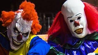 Killer Clown 4 - Massacre! Scare Prank!