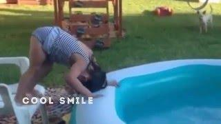 Funny people falling down 2016! New week 3 of April 2016