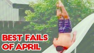 Best Fails of April 2016 | Funny Fail Compilation
