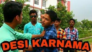 Desi Karnama || Part 1 || Funny House