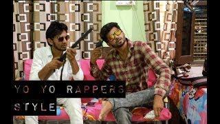 Isme Tera Ghata Ft. Dark Life By Sidhu MooseWala | Funny Clips Punjabi Song | Yo Yo Rappers