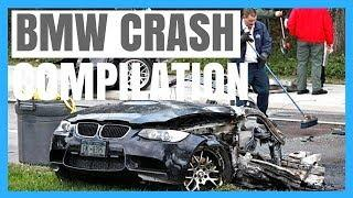 IDIOT BMW Driving Fails 2! Ultimate BMW Crash Compilation 2017