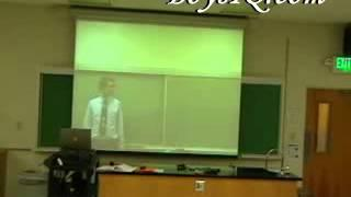 2009 Halloween Math Class v2  high defination fun video college humor prank april fools jokes for