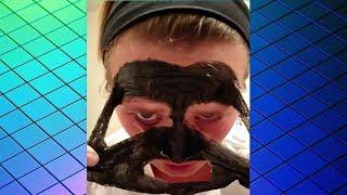 TERRIBLE FACE MASK FAILS! 2017 FUNNY COMPILATION