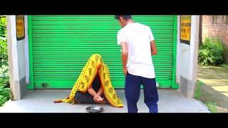 Funny Beggar prank|top funny video2018|new funny video|#banglanatok#Bengalifunnynatok#Bengalinatok
