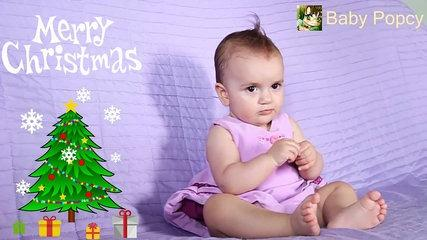 Kids Funny Video ★ Merry Christmas Baby ★ Merry Christmas Funny baby videos for Kids