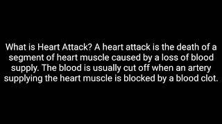 What is Heart Attack|Heart Backfires | Funny|Heart Reaction Video |Social Message |Mridul Srivastava