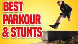 Best Parkour & Stunt Fails | Funny Fail Compilation