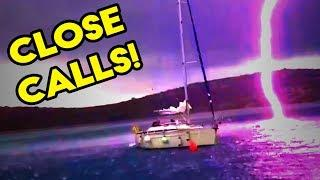 CLOSE CALLS and NEAR MISSES | The Best Fails | JUNE 2017 | Funny Fail Compilation