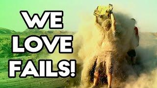 WE LOVE FAILS! - APRIL 2017 Week 1 | The Best Fails - Funny Fail Compilation