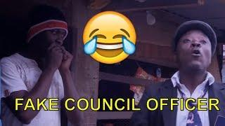 FAKE COUNCIL OFFICER (COMEDY SKIT) (FUNNY VIDEOS) - Latest 2018 Nigerian Comedy|Comedy Skits|Comedy