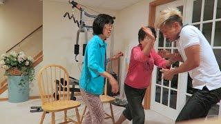 Prank On Grandma Backfires!