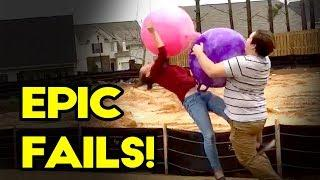 """""""Belly Bump!"""" EPIC FAILS! - SEPTEMBER 2017 