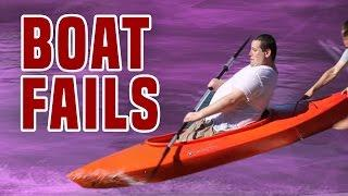 Boat Fails | Funny Fail Compilation