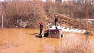 Off road Fails Extreme Fun UAZ and Two Idiots