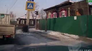 Ultimate IDIOT Winter FUNNY DRIVERS, CRAZY FUNNY December FAILS 2016
