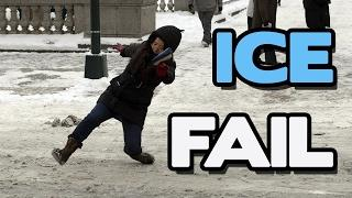 Image of: Slipping 1011 Funny People Falling On Ice Compilation 2017 Funny Fail Compilation Funny People Falling Down 2017 New Week Jan 1 2017