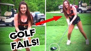 "GOLF FAILS! ""You broke my driver!"" - September 2017 