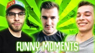 IZAK, PAGO, FRIZ - FUNNY MOMENTS!