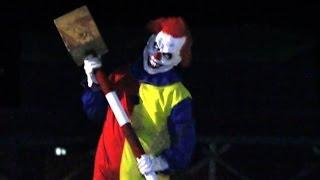 Killer Clown Scare Prank!