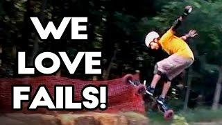 WE LOVE FAILS! - March 2017 | Funny Fail Compilation